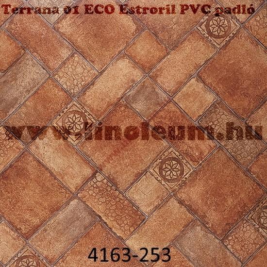 Terrana 01 / ECO Estoril Lakossagi PVC padlo, lakossagi PVC, olcso PVC padlo, komintas PVC padlo