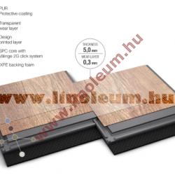 Grabo Domino SPC Klikkes vinyl padló