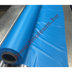 Világos kék PVC fólia