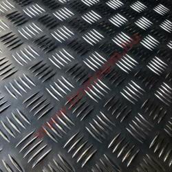Gumiszőnyeg kalapács mintás kivitel 4 mm