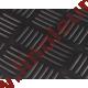 Gumiszőnyeg kalapács mintás kivitel 4 mm: gumi szőnyeg, csúszásgátló gumiszőnyeg