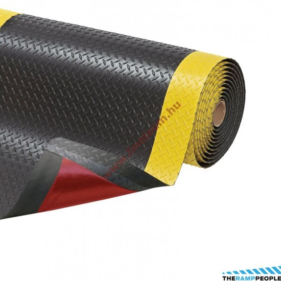 Álláskönnyítő szőnyeg, 14 mm vastag folyóméteres kivitel