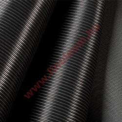 Gumiszőnyeg sűrű bordás kivitel 3 mm