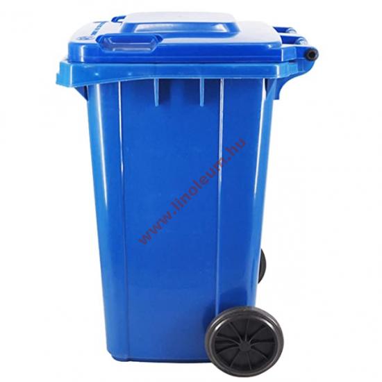 240 literes kerekes szemetes kuka – kék