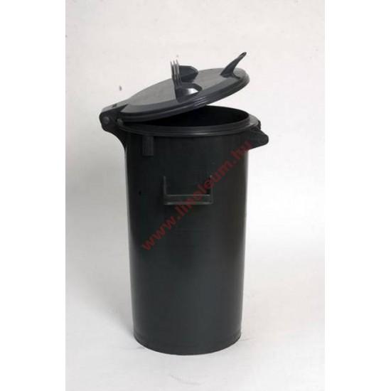 50 literes műanyag szemetes kuka, hulladéktároló