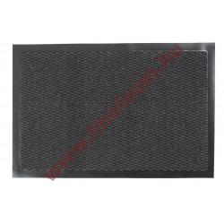 Lábtörlő, szennyfogó szőnyeg 60 x 40 cm szürke