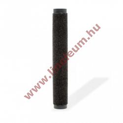 Négyszögletes szennyfogó szőnyeg 90 x 60 cm antracit szürke