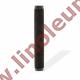 Lábtörlő, szennyfogó szőnyeg 90 x 60 cm antracit szürke