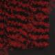 Lábtörlő, szennyfogó szőnyeg 90 x 150 cm bordó