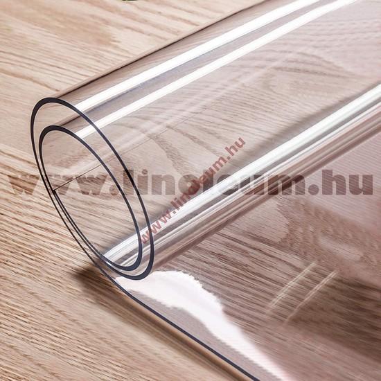 Víztiszta PVC fólia 2 mm vastag
